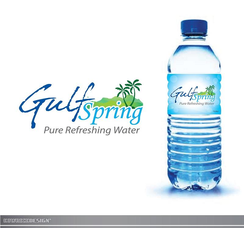 Logo Design by kowreck - Entry No. 31 in the Logo Design Contest Inspiring Logo Design for Gulf Spring.