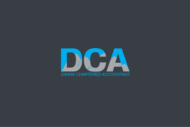 Logo Design by Digital Designs - Entry No. 165 in the Logo Design Contest Creative Logo Design for Dimma Chartered Accountant.