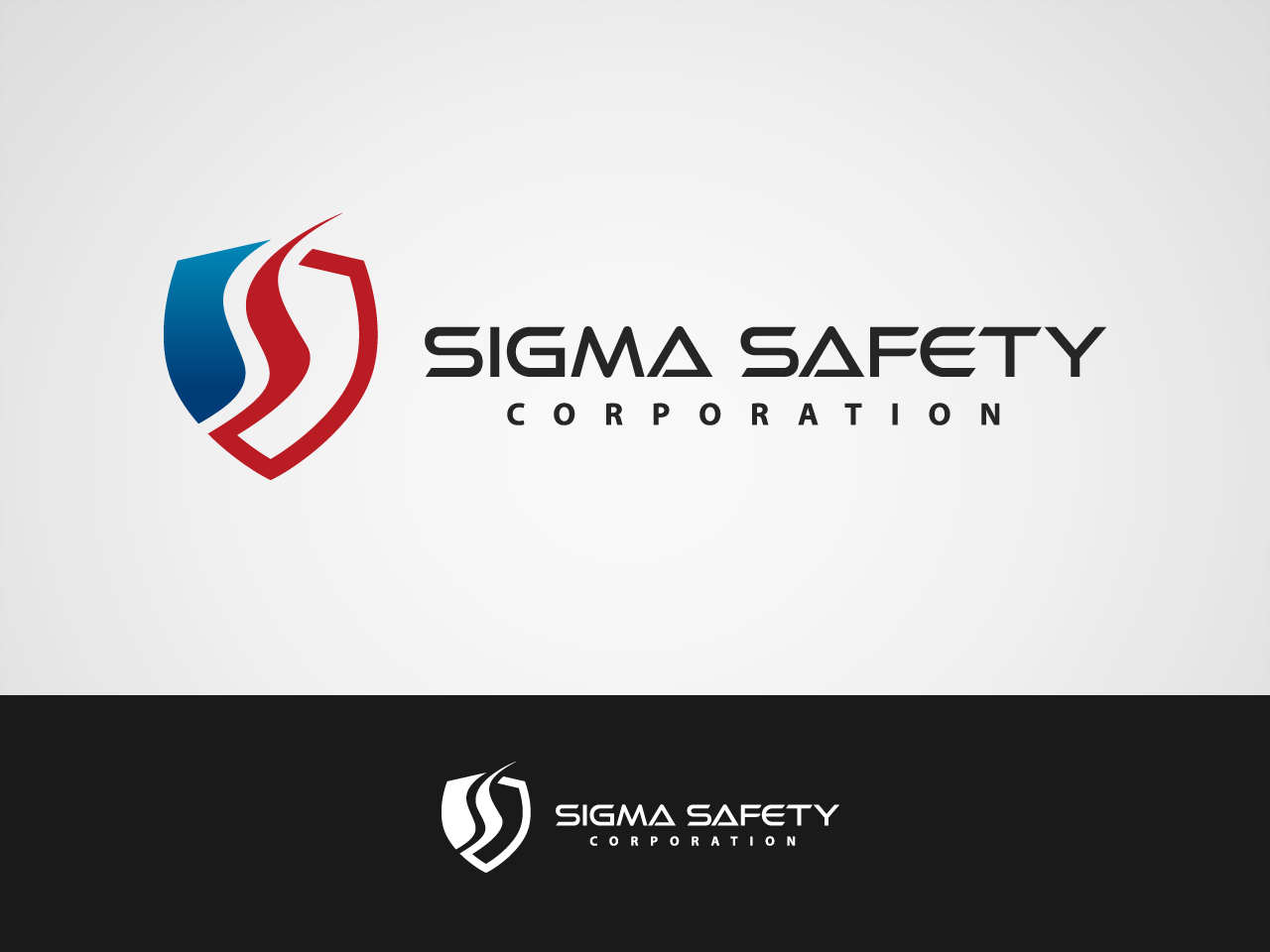 Logo Design by jpbituin - Entry No. 62 in the Logo Design Contest Creative Logo Design for Sigma Safety Corporation.