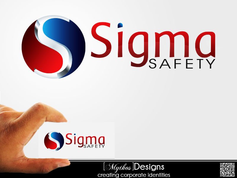 Logo Design by Mythos Designs - Entry No. 69 in the Logo Design Contest Creative Logo Design for Sigma Safety Corporation.