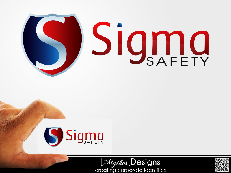 Logo Design by Mythos Designs - Entry No. 70 in the Logo Design Contest Creative Logo Design for Sigma Safety Corporation.