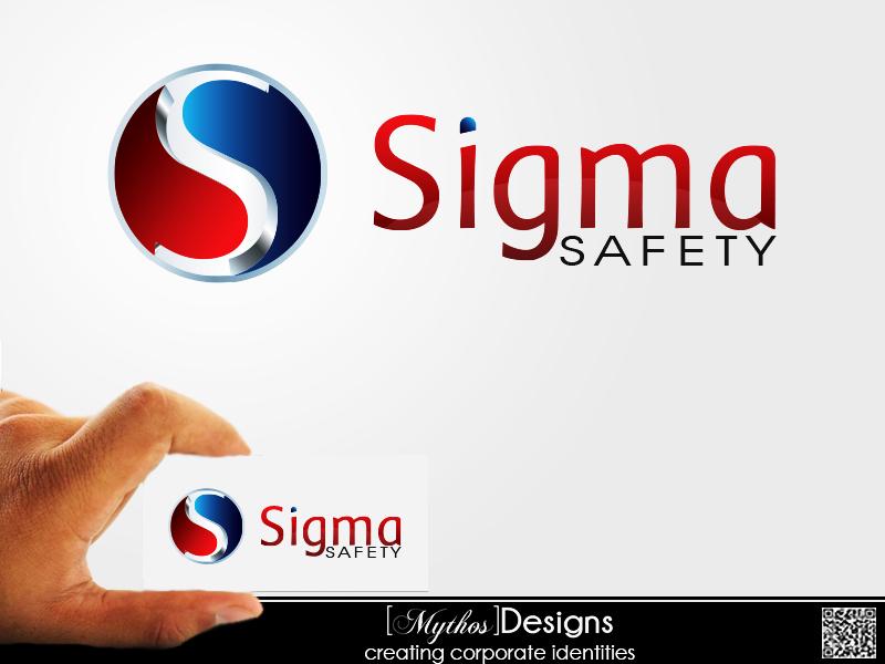 Logo Design by Mythos Designs - Entry No. 71 in the Logo Design Contest Creative Logo Design for Sigma Safety Corporation.