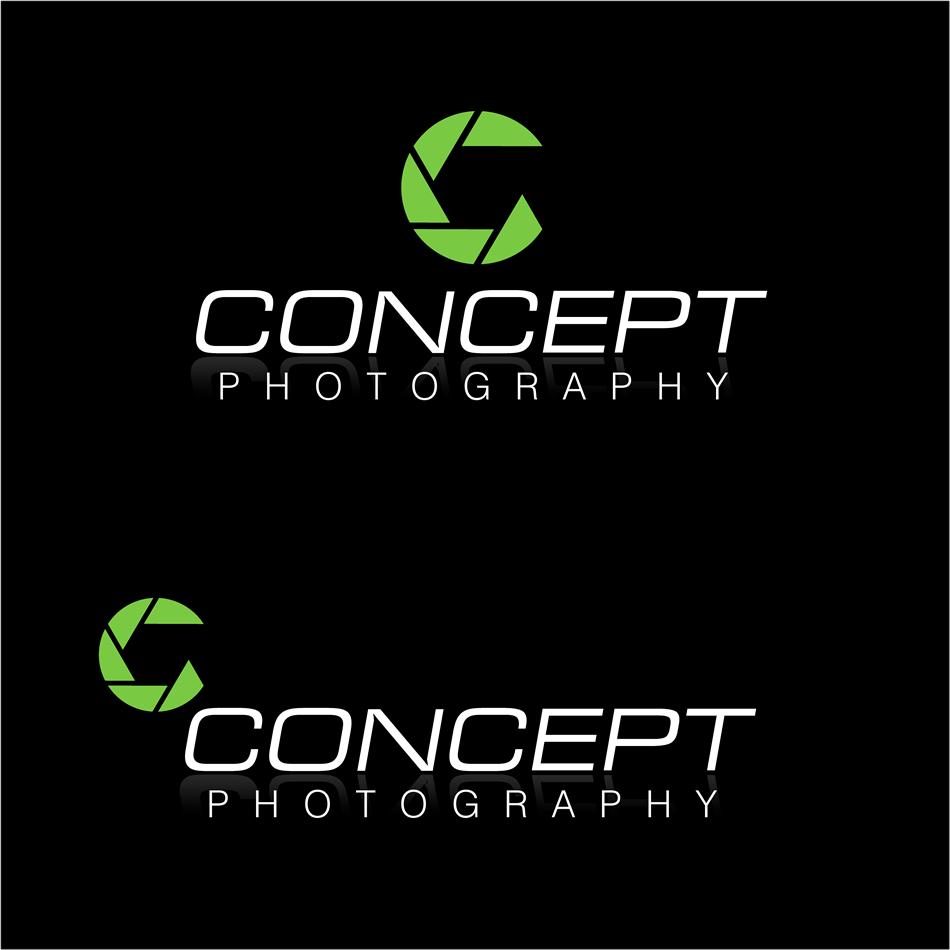 Logo Design by xenowebdev - Entry No. 102 in the Logo Design Contest Concept Photography Inc..