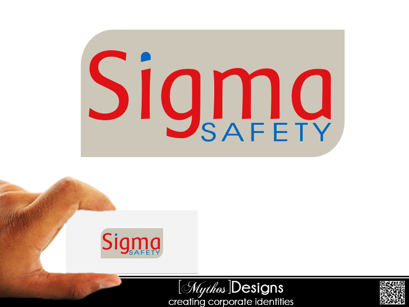 Logo Design by Mythos Designs - Entry No. 72 in the Logo Design Contest Creative Logo Design for Sigma Safety Corporation.