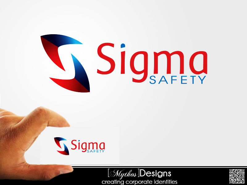 Logo Design by Mythos Designs - Entry No. 73 in the Logo Design Contest Creative Logo Design for Sigma Safety Corporation.