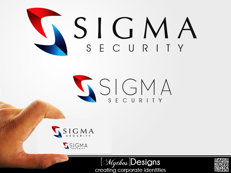 Logo Design by Mythos Designs - Entry No. 74 in the Logo Design Contest Creative Logo Design for Sigma Safety Corporation.