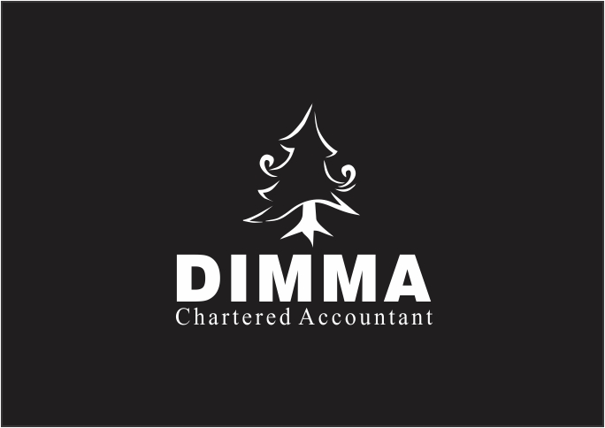 Logo Design by Rizwan Saeed - Entry No. 178 in the Logo Design Contest Creative Logo Design for Dimma Chartered Accountant.