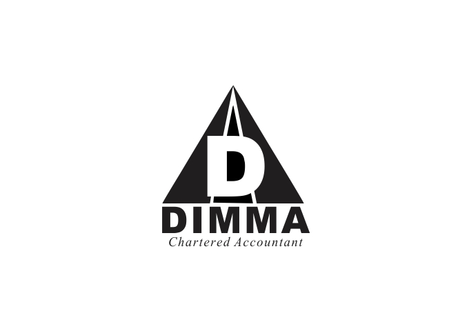 Logo Design by Rizwan Saeed - Entry No. 179 in the Logo Design Contest Creative Logo Design for Dimma Chartered Accountant.