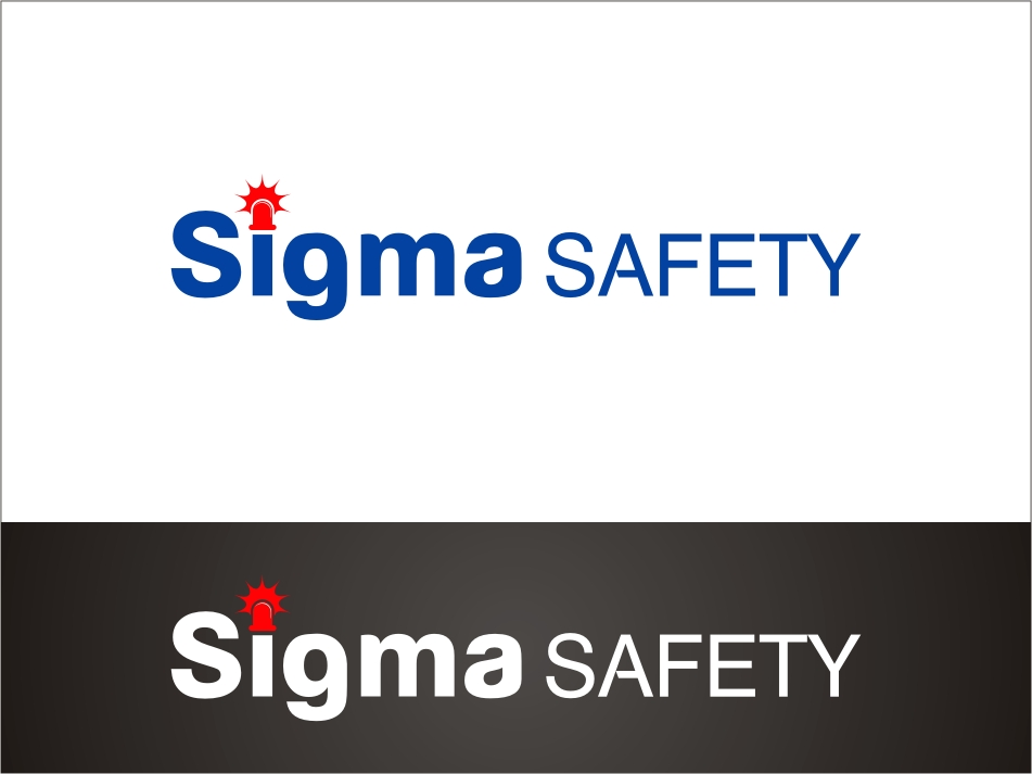 Logo Design by RED HORSE design studio - Entry No. 79 in the Logo Design Contest Creative Logo Design for Sigma Safety Corporation.
