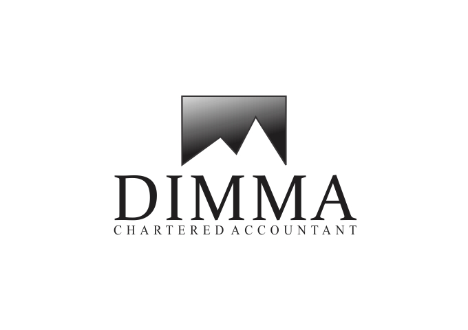 Logo Design by Rizwan Saeed - Entry No. 182 in the Logo Design Contest Creative Logo Design for Dimma Chartered Accountant.