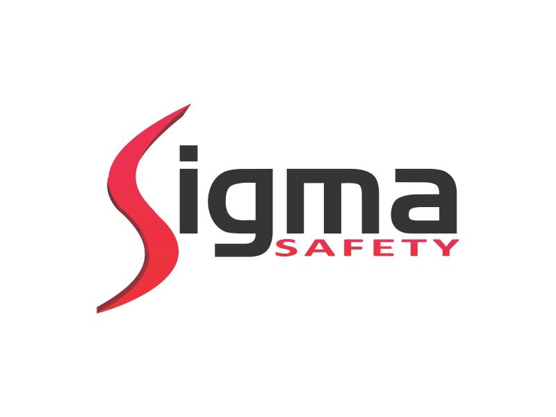 Logo Design by Rehan Saeed - Entry No. 80 in the Logo Design Contest Creative Logo Design for Sigma Safety Corporation.