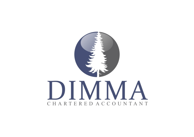 Logo Design by Rizwan Saeed - Entry No. 183 in the Logo Design Contest Creative Logo Design for Dimma Chartered Accountant.