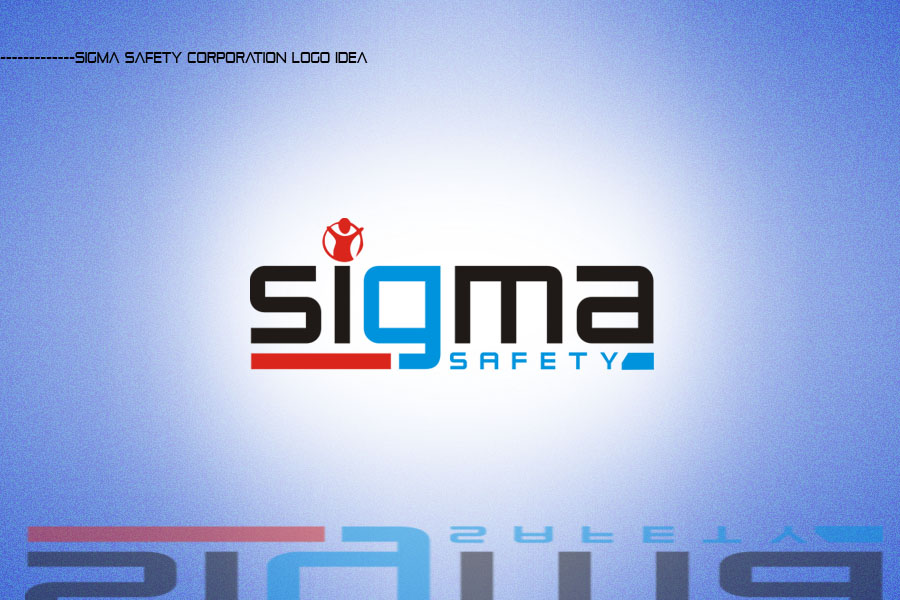 Logo Design by Riif Mike shinoda - Entry No. 83 in the Logo Design Contest Creative Logo Design for Sigma Safety Corporation.