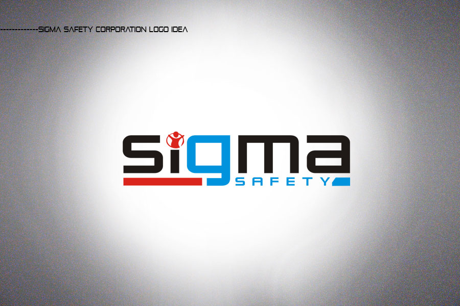 Logo Design by Riif Mike shinoda - Entry No. 84 in the Logo Design Contest Creative Logo Design for Sigma Safety Corporation.
