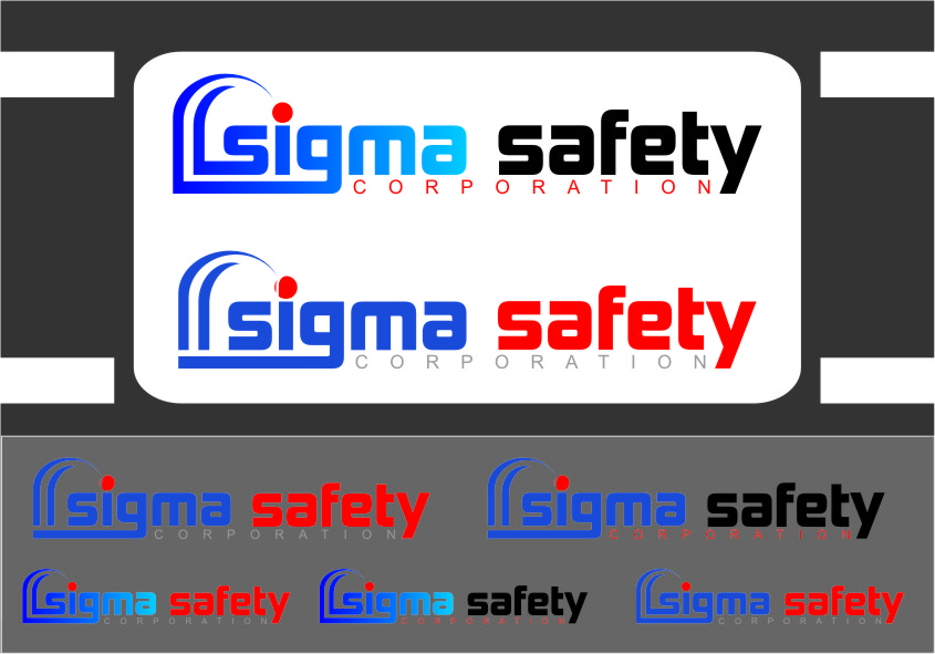 Logo Design by RasYa Muhammad Athaya - Entry No. 87 in the Logo Design Contest Creative Logo Design for Sigma Safety Corporation.