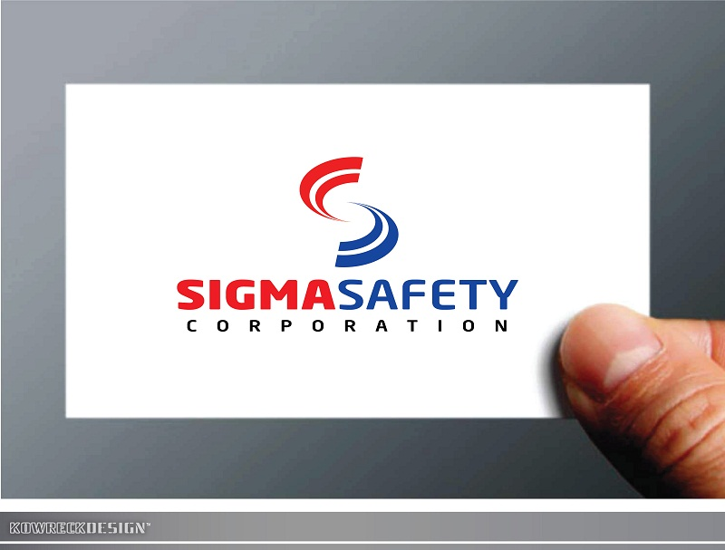 Logo Design by kowreck - Entry No. 99 in the Logo Design Contest Creative Logo Design for Sigma Safety Corporation.
