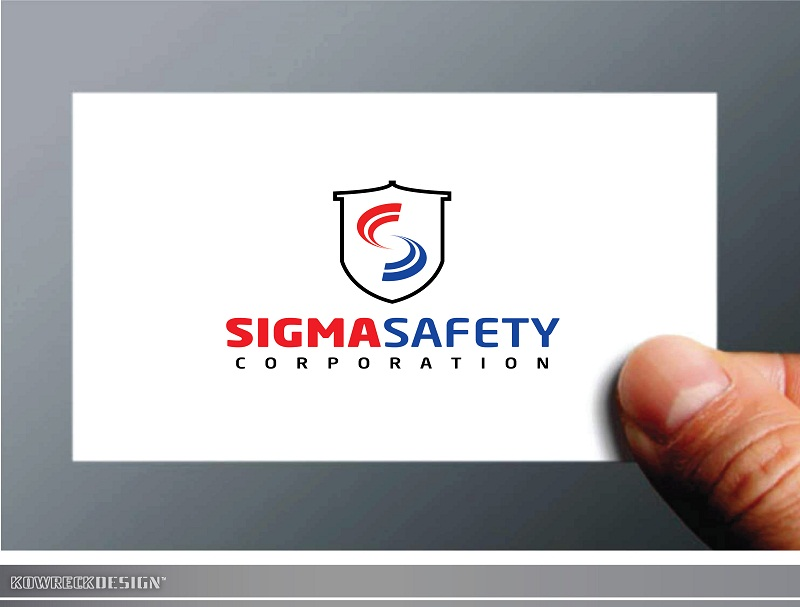 Logo Design by kowreck - Entry No. 104 in the Logo Design Contest Creative Logo Design for Sigma Safety Corporation.