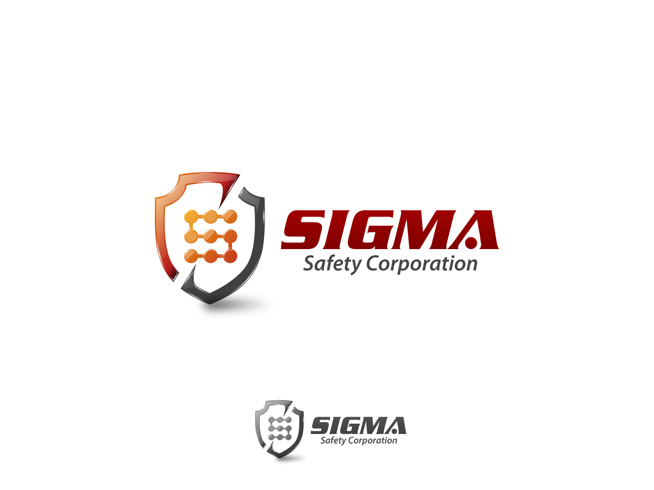 Logo Design by jpbituin - Entry No. 111 in the Logo Design Contest Creative Logo Design for Sigma Safety Corporation.
