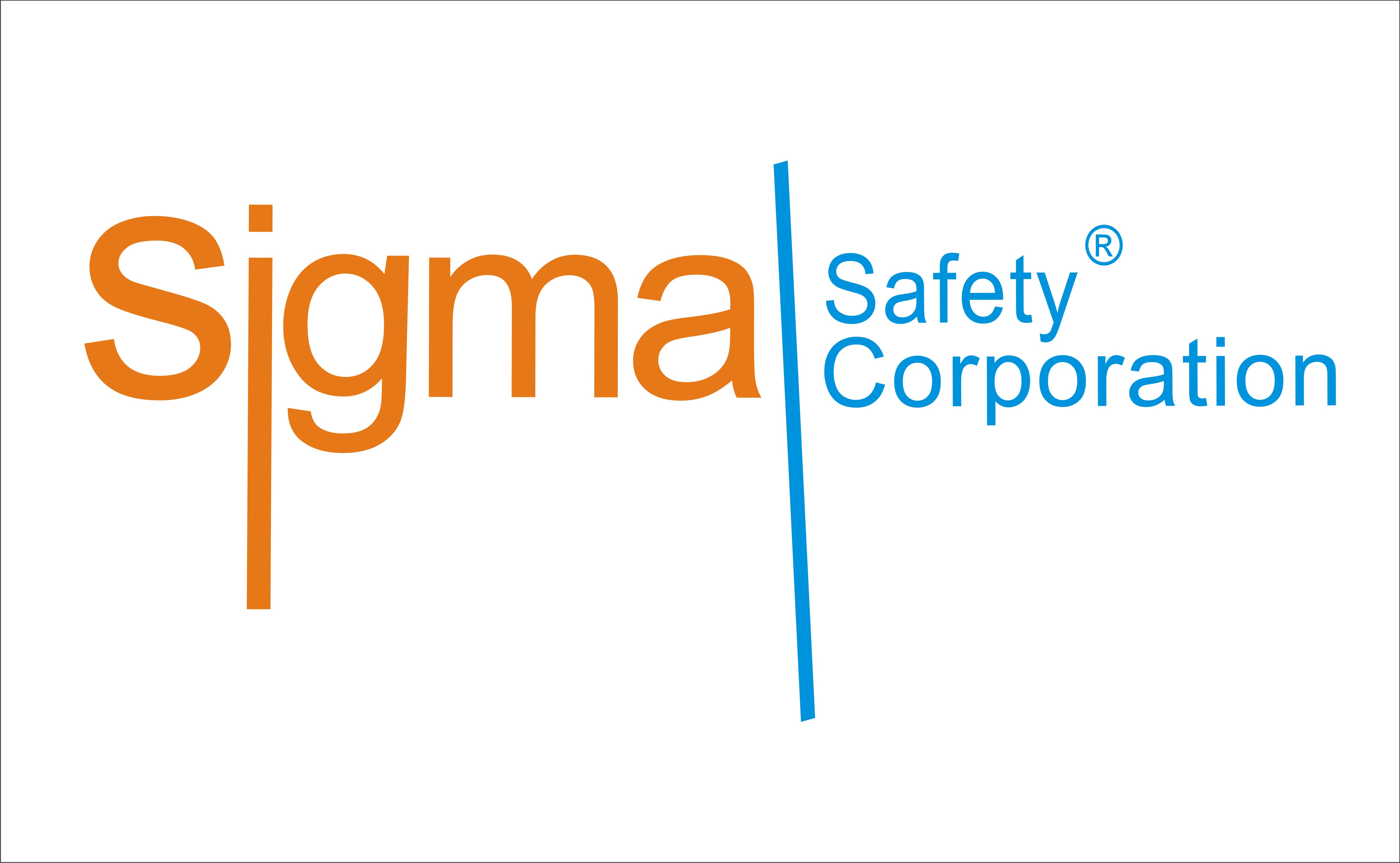 Logo Design by Eic Limber - Entry No. 118 in the Logo Design Contest Creative Logo Design for Sigma Safety Corporation.