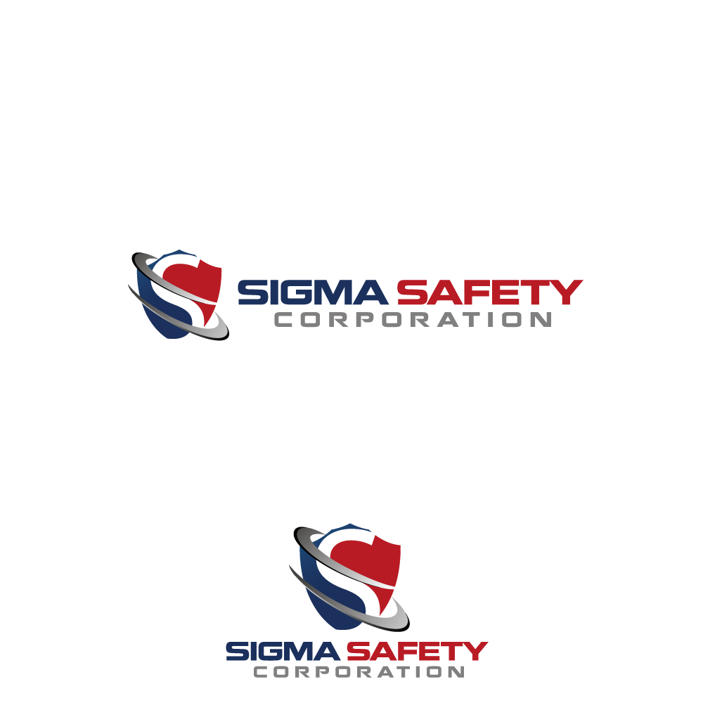 Logo Design by rockin - Entry No. 120 in the Logo Design Contest Creative Logo Design for Sigma Safety Corporation.