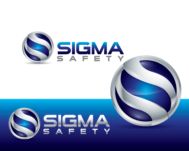 Logo Design by Private User - Entry No. 123 in the Logo Design Contest Creative Logo Design for Sigma Safety Corporation.