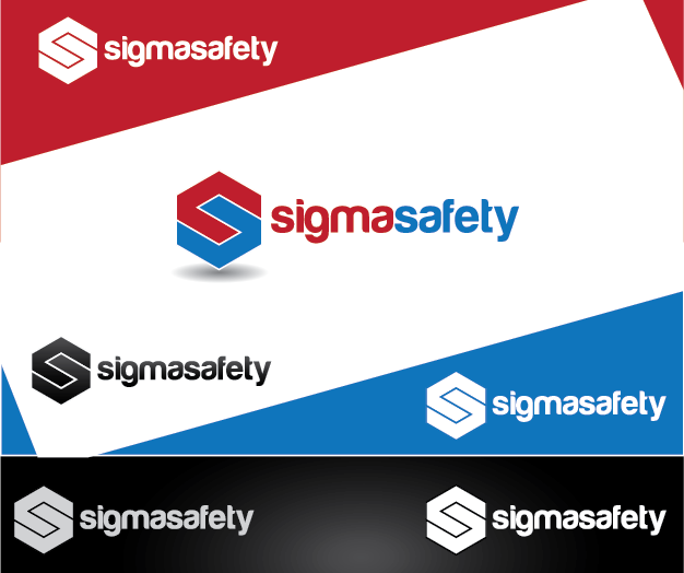 Logo Design by Private User - Entry No. 128 in the Logo Design Contest Creative Logo Design for Sigma Safety Corporation.