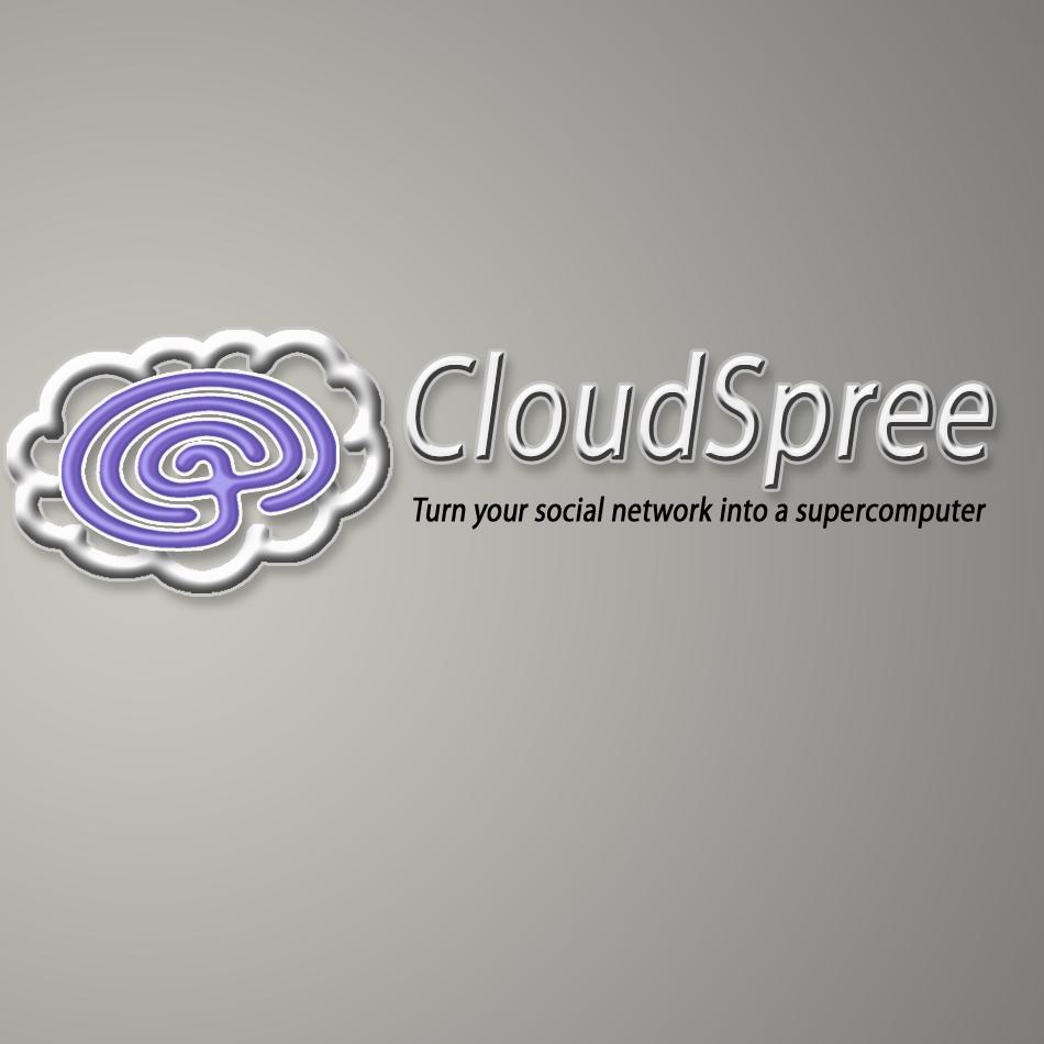 Logo Design by lapakera - Entry No. 23 in the Logo Design Contest CloudSpree.