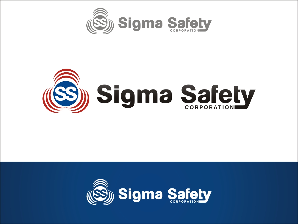 Logo Design by RED HORSE design studio - Entry No. 135 in the Logo Design Contest Creative Logo Design for Sigma Safety Corporation.