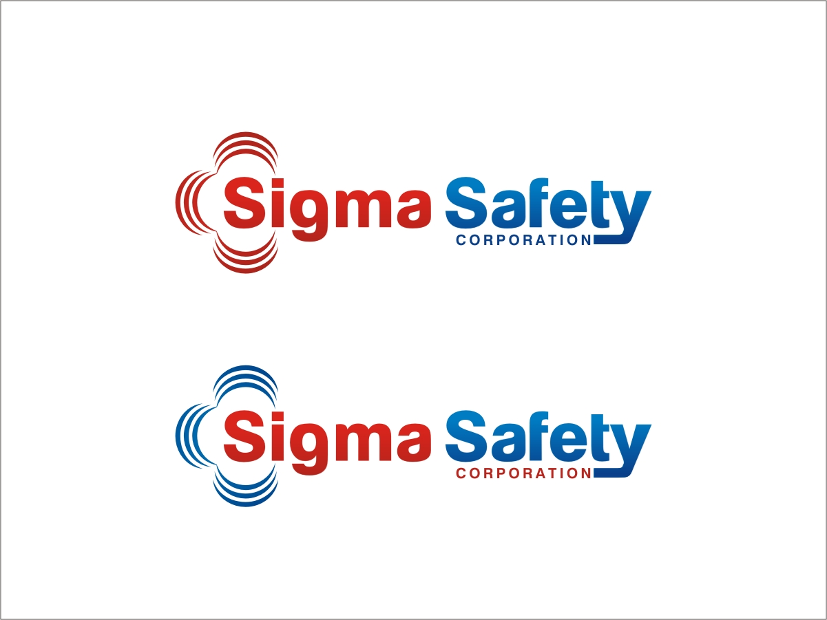 Logo Design by RED HORSE design studio - Entry No. 139 in the Logo Design Contest Creative Logo Design for Sigma Safety Corporation.