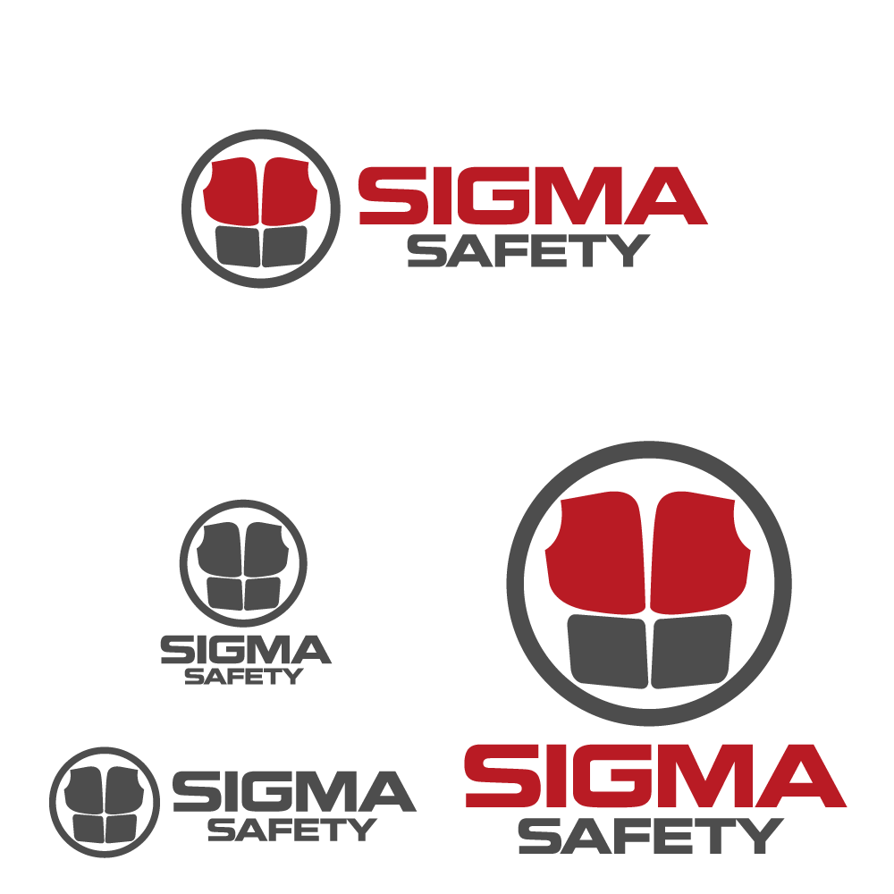 Logo Design by rockin - Entry No. 142 in the Logo Design Contest Creative Logo Design for Sigma Safety Corporation.