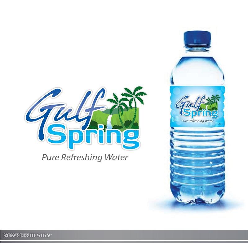 Logo Design by kowreck - Entry No. 51 in the Logo Design Contest Inspiring Logo Design for Gulf Spring.