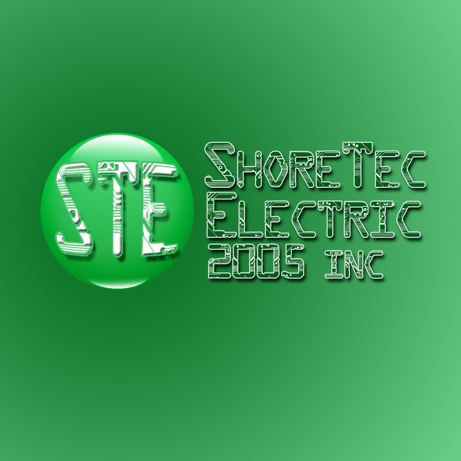 Logo Design by lapakera - Entry No. 61 in the Logo Design Contest Shore Tec Electric 2005 Inc.
