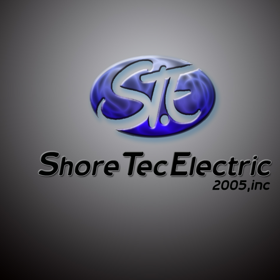 Logo Design by lapakera - Entry No. 62 in the Logo Design Contest Shore Tec Electric 2005 Inc.