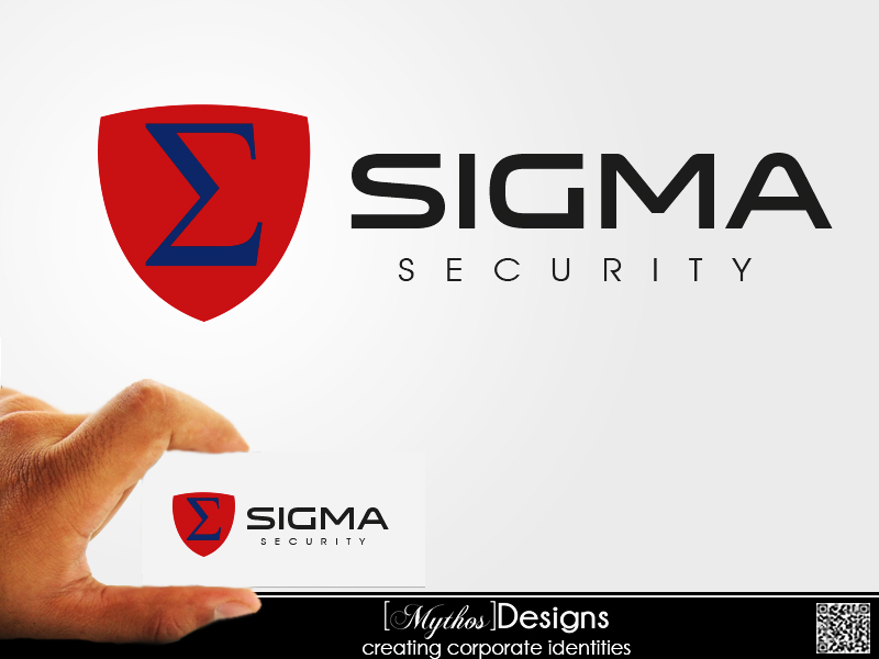 Logo Design by Mythos Designs - Entry No. 151 in the Logo Design Contest Creative Logo Design for Sigma Safety Corporation.