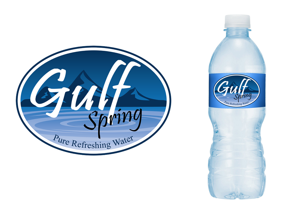 Logo Design by Lefky - Entry No. 56 in the Logo Design Contest Inspiring Logo Design for Gulf Spring.