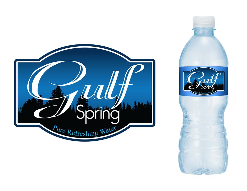 Logo Design by Lefky - Entry No. 57 in the Logo Design Contest Inspiring Logo Design for Gulf Spring.