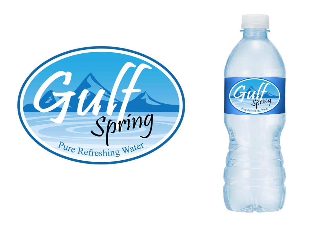 Logo Design by Lefky - Entry No. 58 in the Logo Design Contest Inspiring Logo Design for Gulf Spring.
