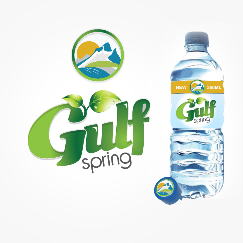 Logo Design by rockpinoy - Entry No. 59 in the Logo Design Contest Inspiring Logo Design for Gulf Spring.