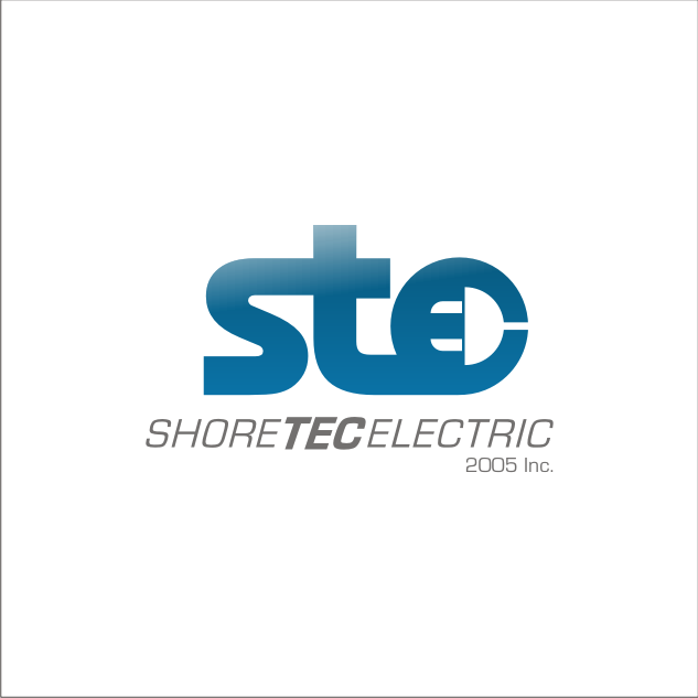 Logo Design by key - Entry No. 64 in the Logo Design Contest Shore Tec Electric 2005 Inc.