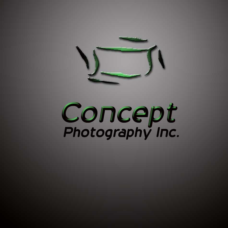 Logo Design by lapakera - Entry No. 106 in the Logo Design Contest Concept Photography Inc..