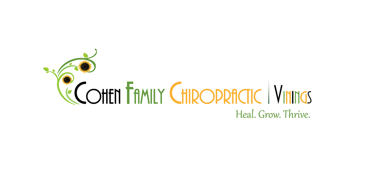 Logo Design by robken0174 - Entry No. 7 in the Logo Design Contest Unique Logo Design Wanted for Cohen Family Chiropractic.