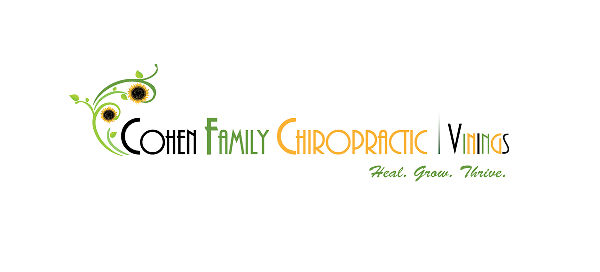 Logo Design by robken0174 - Entry No. 8 in the Logo Design Contest Unique Logo Design Wanted for Cohen Family Chiropractic.