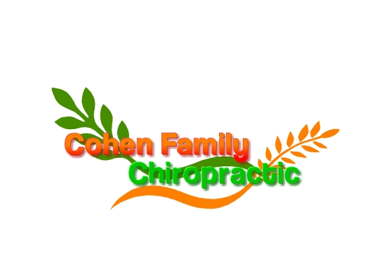 Logo Design by Ismail Adhi Wibowo - Entry No. 9 in the Logo Design Contest Unique Logo Design Wanted for Cohen Family Chiropractic.