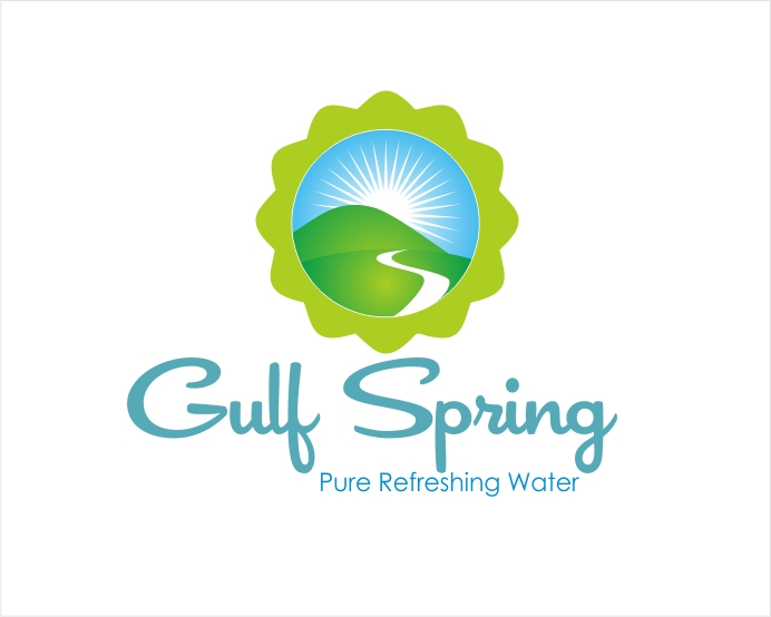 Logo Design by ronny - Entry No. 74 in the Logo Design Contest Inspiring Logo Design for Gulf Spring.