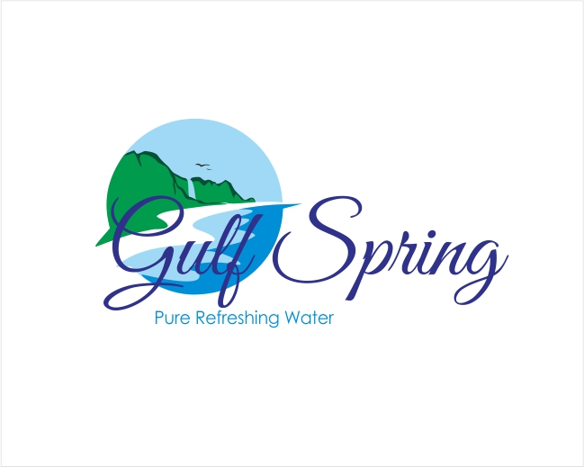 Logo Design by ronny - Entry No. 75 in the Logo Design Contest Inspiring Logo Design for Gulf Spring.