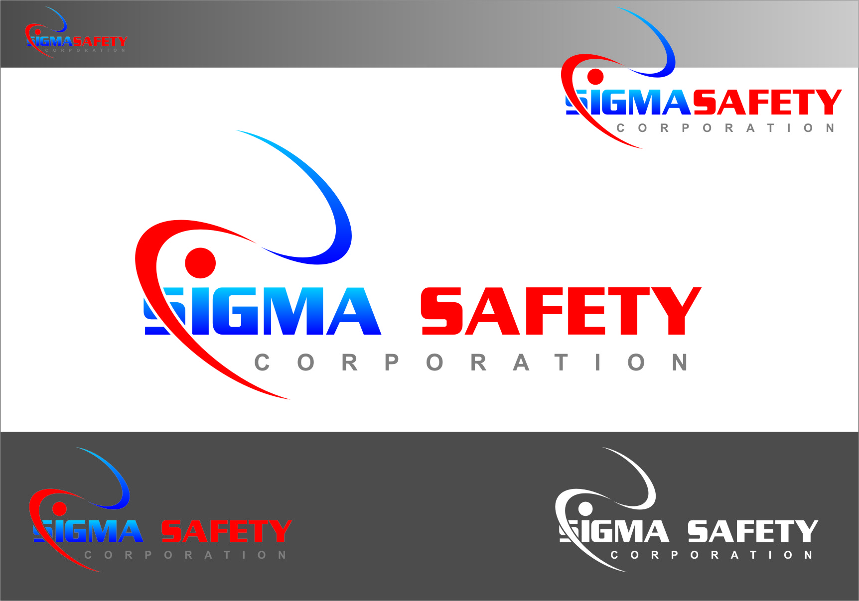 Logo Design by Ngepet_art - Entry No. 203 in the Logo Design Contest Creative Logo Design for Sigma Safety Corporation.