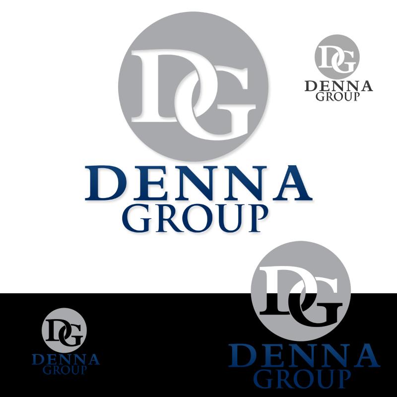 Logo Design by Private User - Entry No. 8 in the Logo Design Contest Denna Group Logo Design.