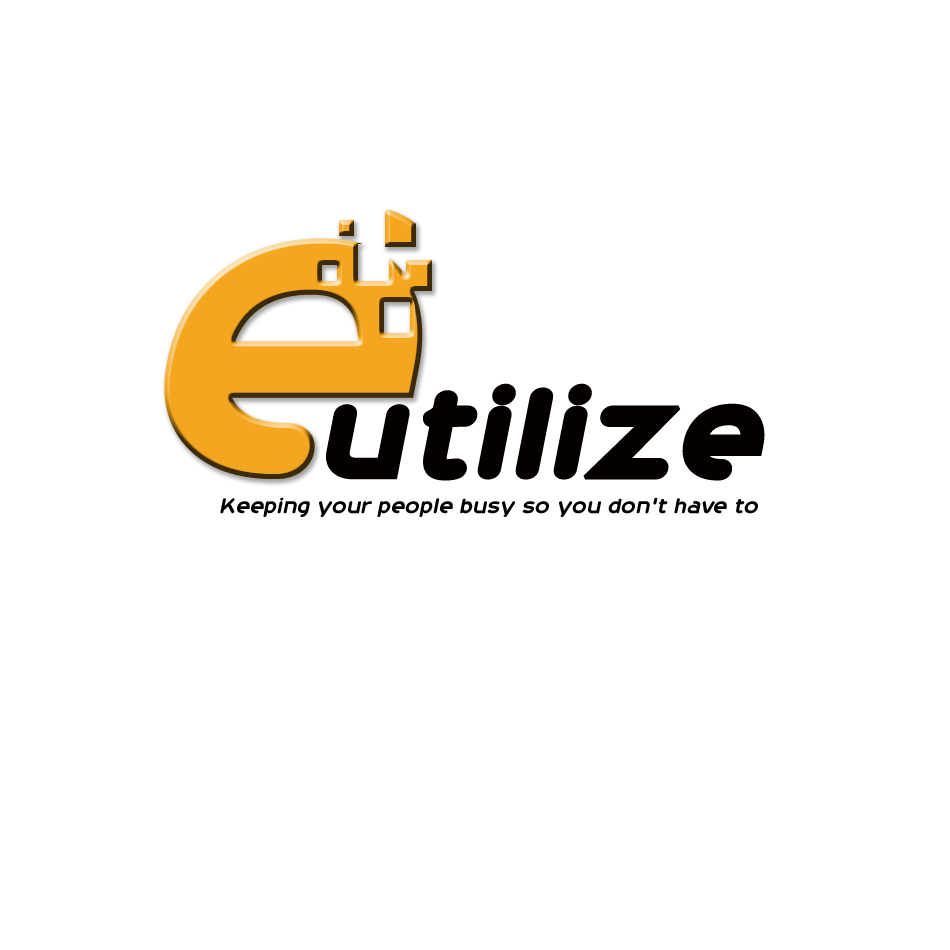 Logo Design by lapakera - Entry No. 1 in the Logo Design Contest eUtilize.