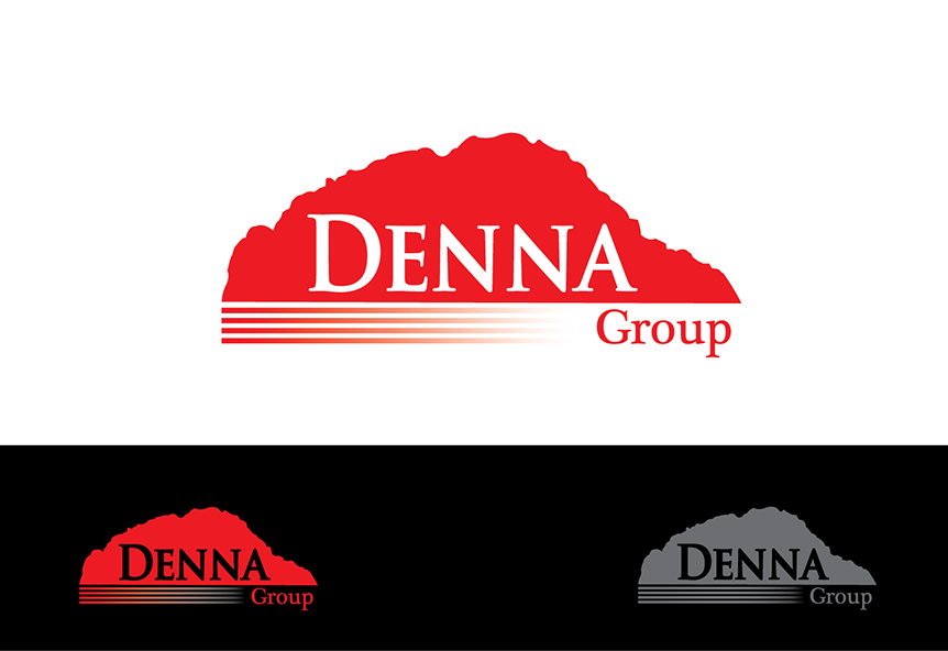 Logo Design by robken0174 - Entry No. 14 in the Logo Design Contest Denna Group Logo Design.