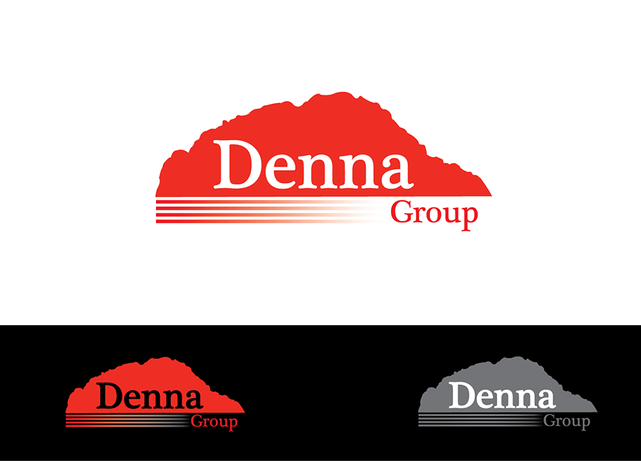 Logo Design by robken0174 - Entry No. 15 in the Logo Design Contest Denna Group Logo Design.